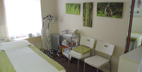 Image of the treatment room